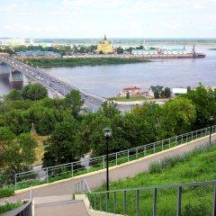 АЗИМУТ Отель Нижний Новгород балкон