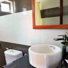 Отель Pink House Homestay ванная фото 2