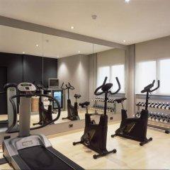Hotel Ciutat Martorell фитнесс-зал фото 2