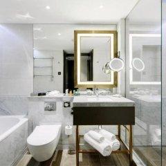 Отель Hilton Budapest Будапешт ванная