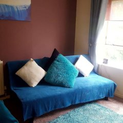 Апартаменты Sakina Apartment Эдинбург комната для гостей