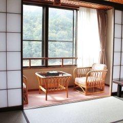 Отель Misasa Yakushinoyu Mansuirou Мисаса комната для гостей фото 2