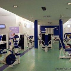 Отель Scandic Helsinki Aviacongress фитнесс-зал фото 2