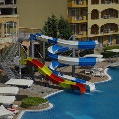 Отель Menada Grand Resort Apartments Болгария, Дюны - отзывы, цены и фото номеров - забронировать отель Menada Grand Resort Apartments онлайн бассейн фото 3