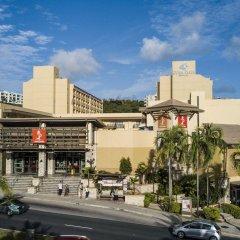 Отель Guam Plaza Resort & Spa Гуам, Тамунинг - отзывы, цены и фото номеров - забронировать отель Guam Plaza Resort & Spa онлайн парковка