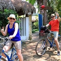 Отель An Bang Beach Hideaway Homestay Вьетнам, Хойан - отзывы, цены и фото номеров - забронировать отель An Bang Beach Hideaway Homestay онлайн фото 15