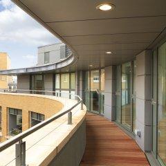 Отель SACO Covent Garden - St Martin's балкон
