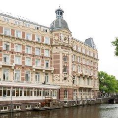Отель Nh Collection Doelen Амстердам приотельная территория