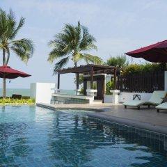 Отель Le Bayburi Pranburi Таиланд, Пак-Нам-Пран - отзывы, цены и фото номеров - забронировать отель Le Bayburi Pranburi онлайн бассейн