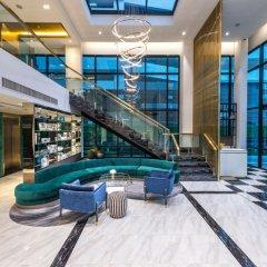 Maven Stylish Hotel Bangkok интерьер отеля фото 3