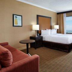 Отель Hilton Québec Канада, Квебек - отзывы, цены и фото номеров - забронировать отель Hilton Québec онлайн комната для гостей