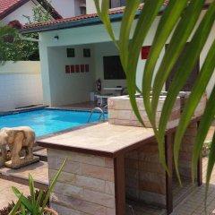 Отель Baan ViewBor Pool Villa бассейн фото 2