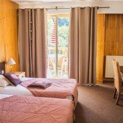 Отель Les Bains комната для гостей фото 3