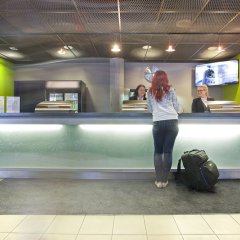 Tallink Express Hotel интерьер отеля фото 4