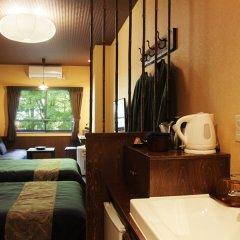 Отель Kutsurogijuku Shintaki Япония, Айдзувакамацу - отзывы, цены и фото номеров - забронировать отель Kutsurogijuku Shintaki онлайн удобства в номере