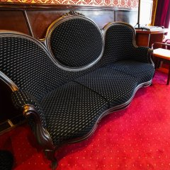 Hotel De Paris Amsterdam гостиничный бар