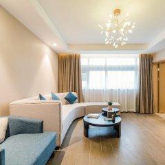 Отель Royal Logoon Hotel - Xiamen Китай, Сямынь - отзывы, цены и фото номеров - забронировать отель Royal Logoon Hotel - Xiamen онлайн комната для гостей фото 4