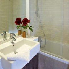 Отель Citadines Maine Montparnasse Париж ванная фото 2