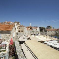 Astoria Hotel Budva - Montenegro пляж фото 2