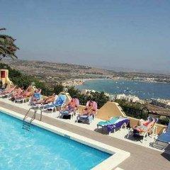 Panorama Hotel Меллиха бассейн фото 3
