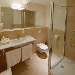 Отель Le Clocher de Rodez Франция, Тулуза - отзывы, цены и фото номеров - забронировать отель Le Clocher de Rodez онлайн ванная фото 2
