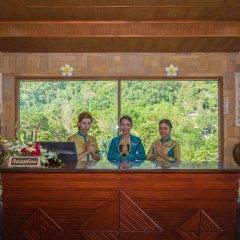 Отель Railay Phutawan Resort интерьер отеля фото 2