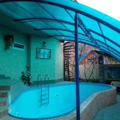 Отель Daryal Красная Поляна бассейн
