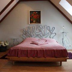 Отель Bernardinu B&B House Литва, Вильнюс - 5 отзывов об отеле, цены и фото номеров - забронировать отель Bernardinu B&B House онлайн комната для гостей фото 3