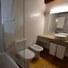 Отель Casa de Santa Cristina ванная фото 2