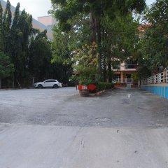 Отель Blue Garden Resort Pattaya парковка фото 2