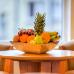 Отель Holyrood Aparthotel питание