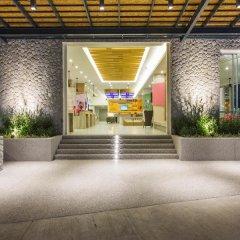 Отель Ramada by Wyndham Phuket Deevana Patong вид на фасад