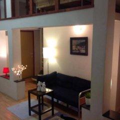 Апартаменты Brussels City Centre Apartments комната для гостей фото 5