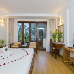 Kiman Hotel сейф в номере