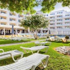 Albufeira Sol Hotel & Spa пляж
