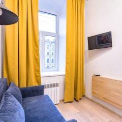 Отель ColorSpb ApartHotel GriboedovArt Санкт-Петербург комната для гостей фото 3