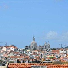 Отель My Suite Lisbon городской автобус