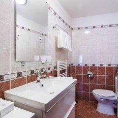 Отель Aurus Чехия, Прага - 6 отзывов об отеле, цены и фото номеров - забронировать отель Aurus онлайн ванная