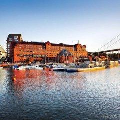Best Western Plus Hotel Waterfront Göteborg (ex. Novotel) Гётеборг приотельная территория