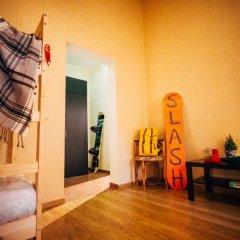 Гостиница Jaunty Riders Hostel в Красной Поляне 1 отзыв об отеле, цены и фото номеров - забронировать гостиницу Jaunty Riders Hostel онлайн Красная Поляна спа