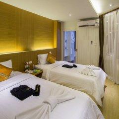 Отель Hamilton Grand Residence Таиланд, На Чом Тхиан - отзывы, цены и фото номеров - забронировать отель Hamilton Grand Residence онлайн комната для гостей фото 2