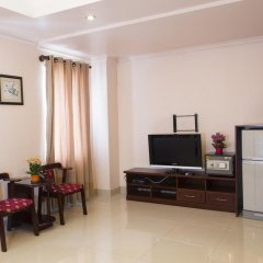 Апартаменты Thao Nguyen Apartment удобства в номере