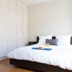 Апартаменты Marais - Francs Bourgeois Apartment комната для гостей