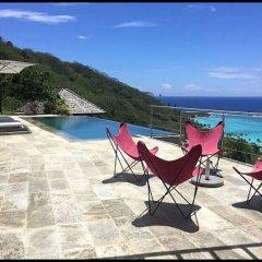 Отель Villa Manatea - Moorea Французская Полинезия, Папеэте - отзывы, цены и фото номеров - забронировать отель Villa Manatea - Moorea онлайн спортивное сооружение
