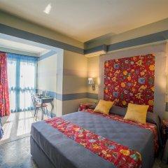 Hotel Villamare Фонтане-Бьянке комната для гостей фото 3