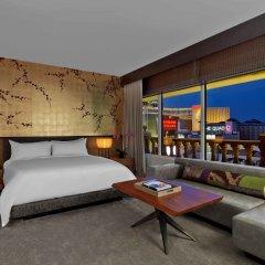 Отель Nobu Hotel at Caesars Palace США, Лас-Вегас - отзывы, цены и фото номеров - забронировать отель Nobu Hotel at Caesars Palace онлайн комната для гостей
