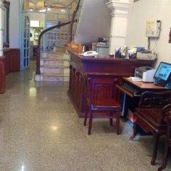 Hanoi Friendly Hotel Ханой интерьер отеля фото 2