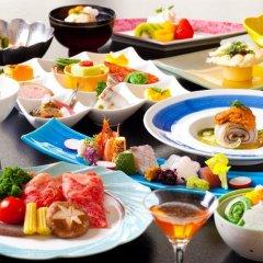 Отель Hanabishi Hotel Япония, Хита - отзывы, цены и фото номеров - забронировать отель Hanabishi Hotel онлайн питание фото 2