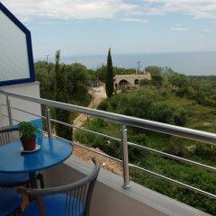 Отель Itaka Hotel Албания, Химара - отзывы, цены и фото номеров - забронировать отель Itaka Hotel онлайн балкон