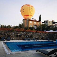 Bellamaritimo Hotel Турция, Памуккале - 2 отзыва об отеле, цены и фото номеров - забронировать отель Bellamaritimo Hotel онлайн бассейн фото 2